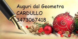 geometraCardulloTorino Buone Feste !!